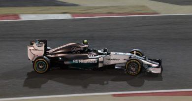 F1: Nico Rosberg alinha na pole no Bahrein