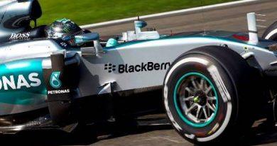 F1: Nico Rosberg lidera sexta-feira em Spa-Francorchamps