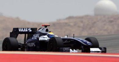 F1: McLaren e Williams temem que teto divida F-1 em duas
