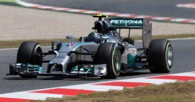 F1: Nico Rosberg é o mais rápido no último treino livre
