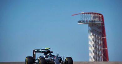F1: Nico Rosberg é o mais rápido em Austin
