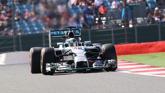 F1: Nico Rosberg é o mais rápido em Silverstone