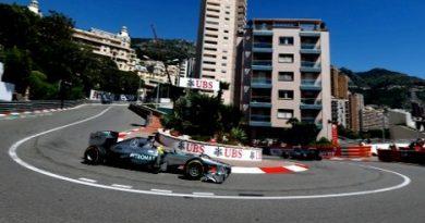 F1: Nico Rosberg é o mais rápido nos treinos livres em Mônaco