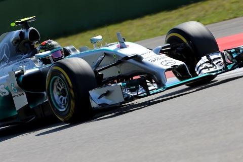 F1: Nico Rosberg marca a pole em Hockenheim