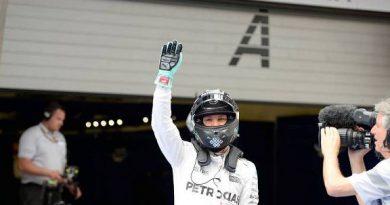 F1: Nico Rosberg marca a pole na China