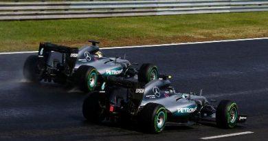 F1: Nico Rosberg marca a pole-position para o GP da Hungria