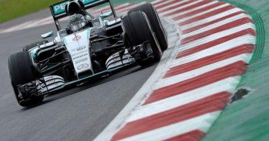 F1: Nico Rosberg marca a pole no México