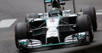 F1: Nico Rosberg marca a pole em Mônaco