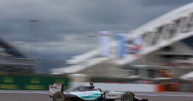 F1: Nico Rosberg marca a pole para GP da Rússia
