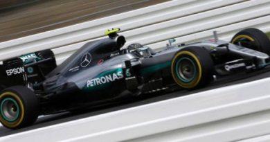F1: Nico Rosberg lidera sexta-feira de treinos na Alemanha