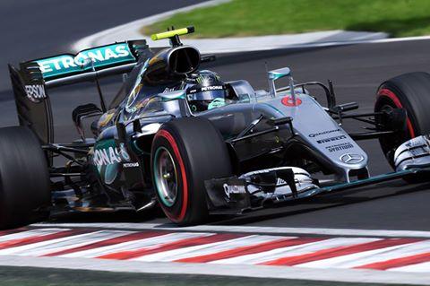 F1: De contrato renovado, Nico Rosberg é o mais rápido na Hungria
