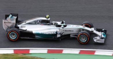 F1: Nico Rosberg é o mais veloz no terceiro treino livre no Japão