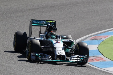 F1: Nico Rosberg lidera último treino livre