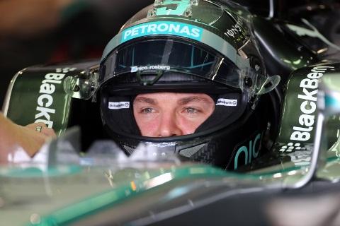 F1: Nico Rosberg marca a pole em Interlagos