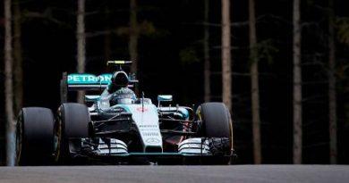 F1: Nico Rsoberg lidera último dia de testes na Áustria