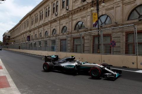 F1: Nico Rosberg vence GP da Europa