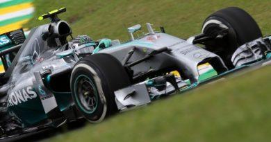 F1: Nico Rosberg vence em Interlagos. Felipe Massa é terceiro