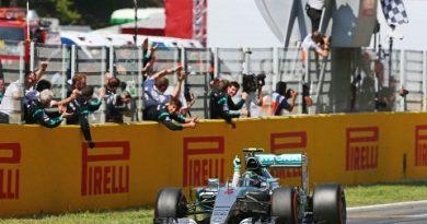 F1: Nico Rosberg vence GP da Espanha