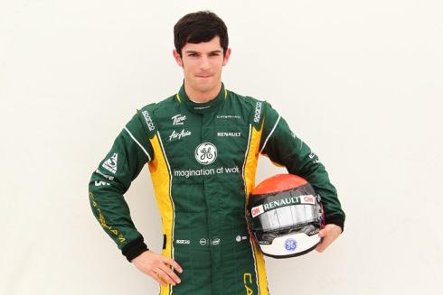 F1: Piloto reserva desde 2013, Rossi deixa Caterham