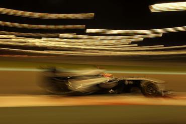 F1: Barrichello faz prova de recuperação em Abu Dhabi