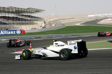 F1: Brawn GP firma parceria com empresa de segurança automobilística