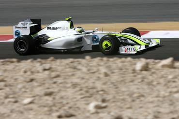 F1: Rubens Barrichello mantém a confiança para o GP do Bahrein