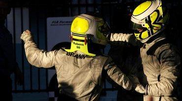 F1: Rubens Barrichello 'Sepang é um circuito que torna difícil a vida dos pneus'