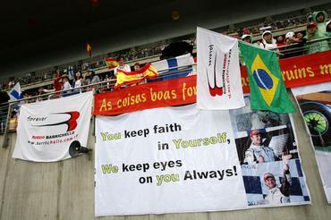 F1: Barrichello fala sobre pressão, início do campeonato e Bahrein