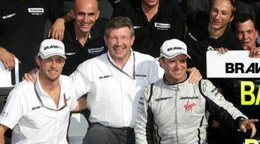 """F1: Rubinho não esquece Schumi: """"Com Button a disputa é leal"""""""