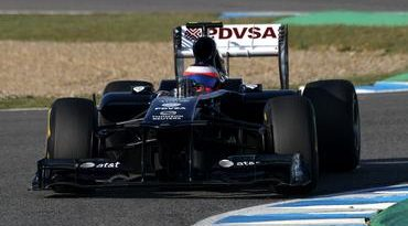 F1: Rubens Barrichello é o mais veloz nos testes em Jerez
