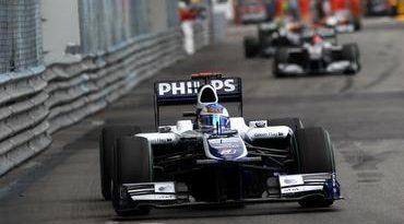 """F1: Rubens em Valência: """"Com um carro menos competitivo, mas não com menos entusiasmo"""""""