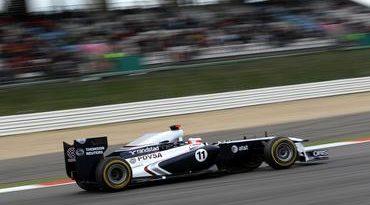 F1: Sem o uso do KERS, Rubens larga na 14ª posição