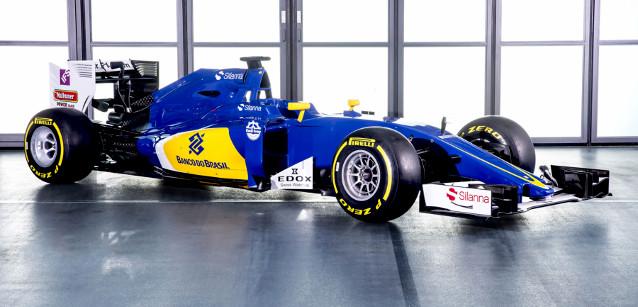F1: Sauber apresenta o C35