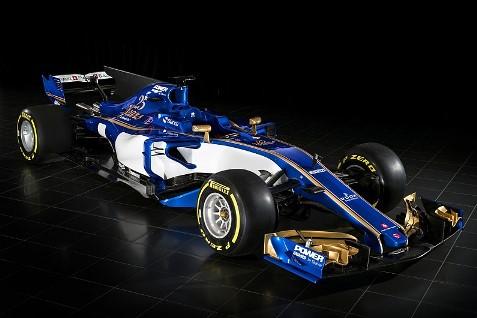 F1: Sauber apresenta o C36