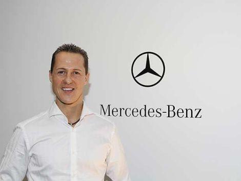 F1: Schumacher e Rosberg vão dividir testes de inverno