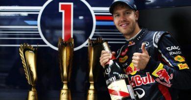 F1: Jornalistas elegem Vettel como o atleta europeu do ano