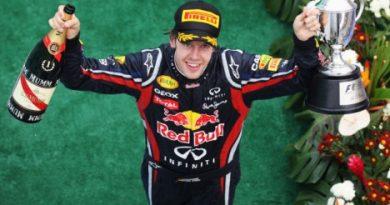 F1: Sebastian Vettel vence na Malásia