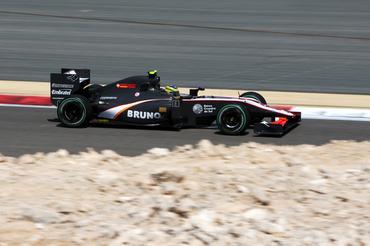F1: Bruno Senna prevê melhora