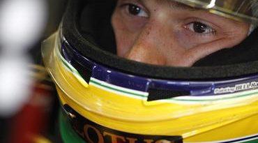 """F1: Bruno Senna: """"Também estou com a boca aberta!"""""""