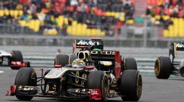 F1: Bruno Senna diz que largada definiu sua corrida na Coreia