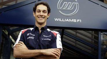 F1: Williams F1 confirma Bruno Senna para 2012
