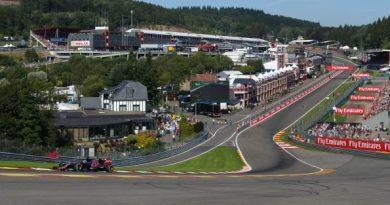 F1: Confira a escolha de pneus das equipes para o GP da Bélgica