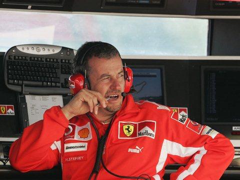 F1: Nigel Stepney morre em acidente de carro