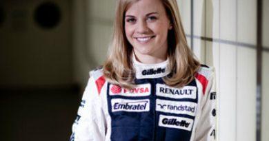 F1: Williams anuncia esposa de sócio como piloto de desenvolvimento