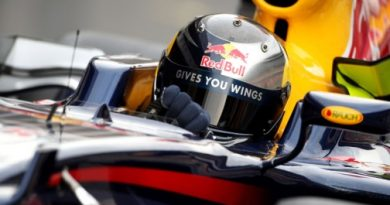 F1: Vettel coloca Red Bull na frente no segundo dia de testes