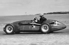 F1: Eric Thompson falece aos 95 anos