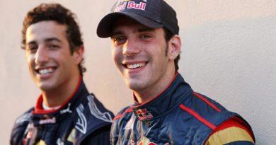 F1: Toro Rosso anuncia nova dupla de pilotos