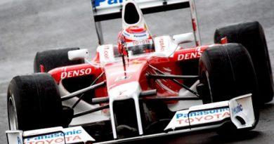 F1: Pirelli poderá fazer testes com carro da Toyota