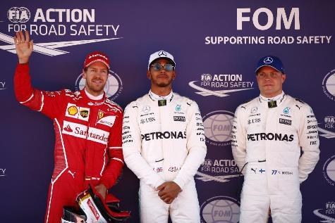 F1: Lewis Hamilton alinha na pole-position para o GP da Espanha