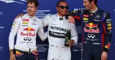 F1: Lewis Hamilton marca a pole em Nurburgring